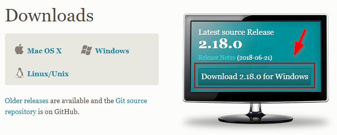 Git Windows Download