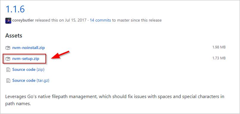 nvm-windows Download